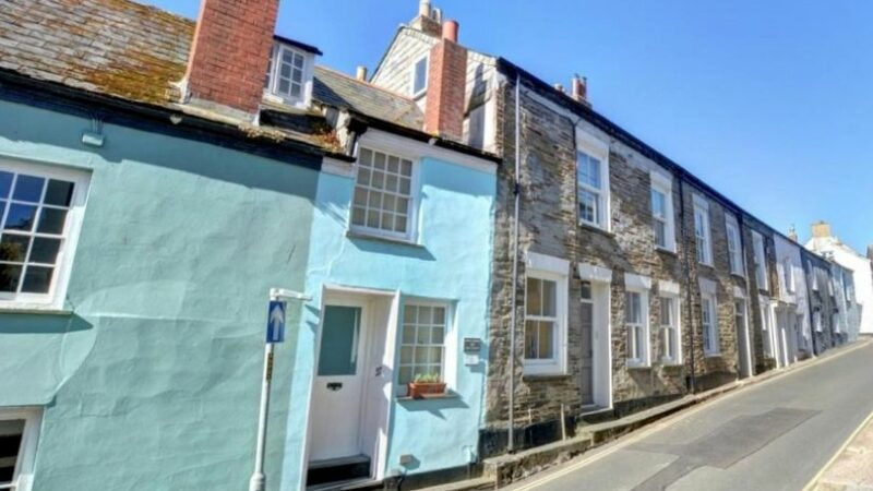 Tiny two-bedroom cottage narrower than a London bus goes on sale – for £430K