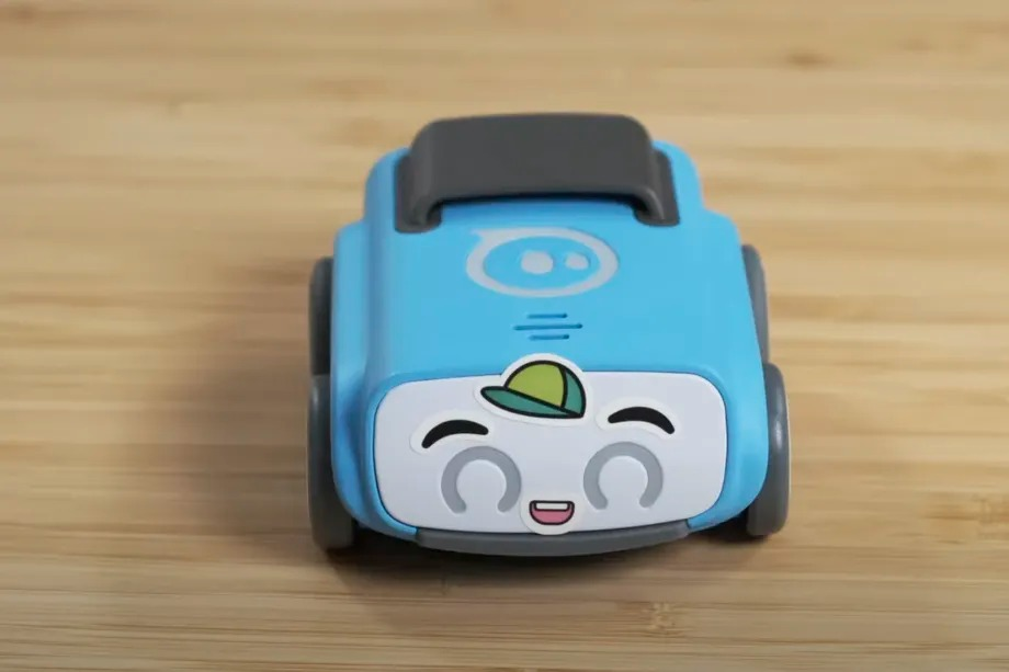 Sphero's cute car-shaped robot is driven to teach kids about programming